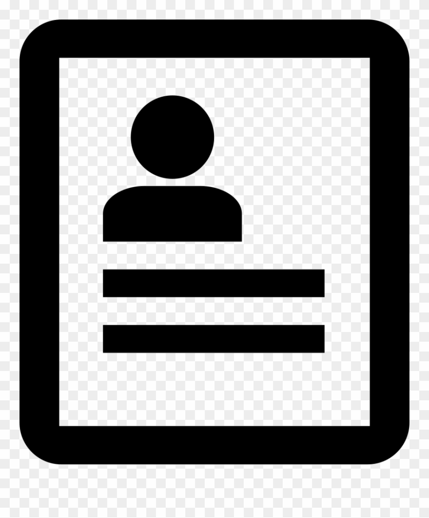 Account Icon Png : account, Account,, Create,, Member,, Register,, Perfil, Clipart, (#1654715), PinClipart