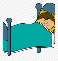 Png Library Sleep Clipart Boy Sleeping On The Bed Clipart Transparent Png #178498 PinClipart