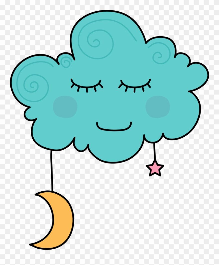 Cloud Cartoon Png : cloud, cartoon, Dreaming, Clipart, Cloud, Cartoon, Sleeping, Clouds, Download, (#193271), PinClipart
