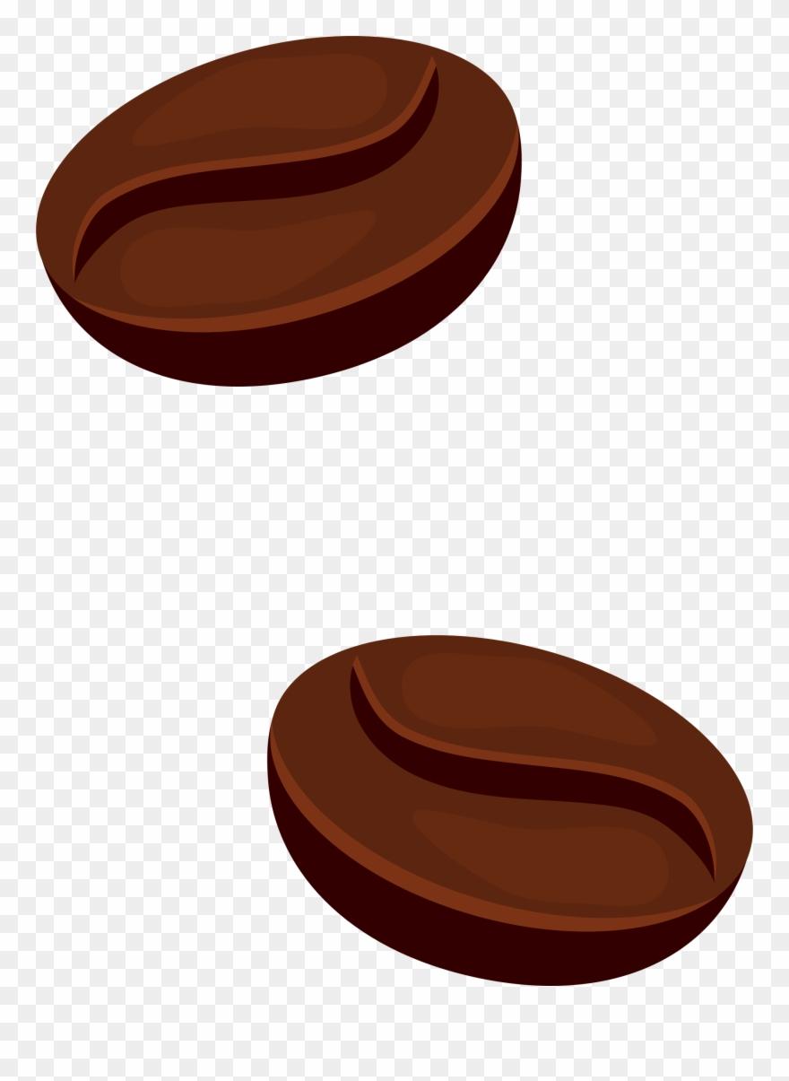 Vector Biji Kopi : vector, Coffee, Beans, Vector, Clipart, (#21535), PinClipart