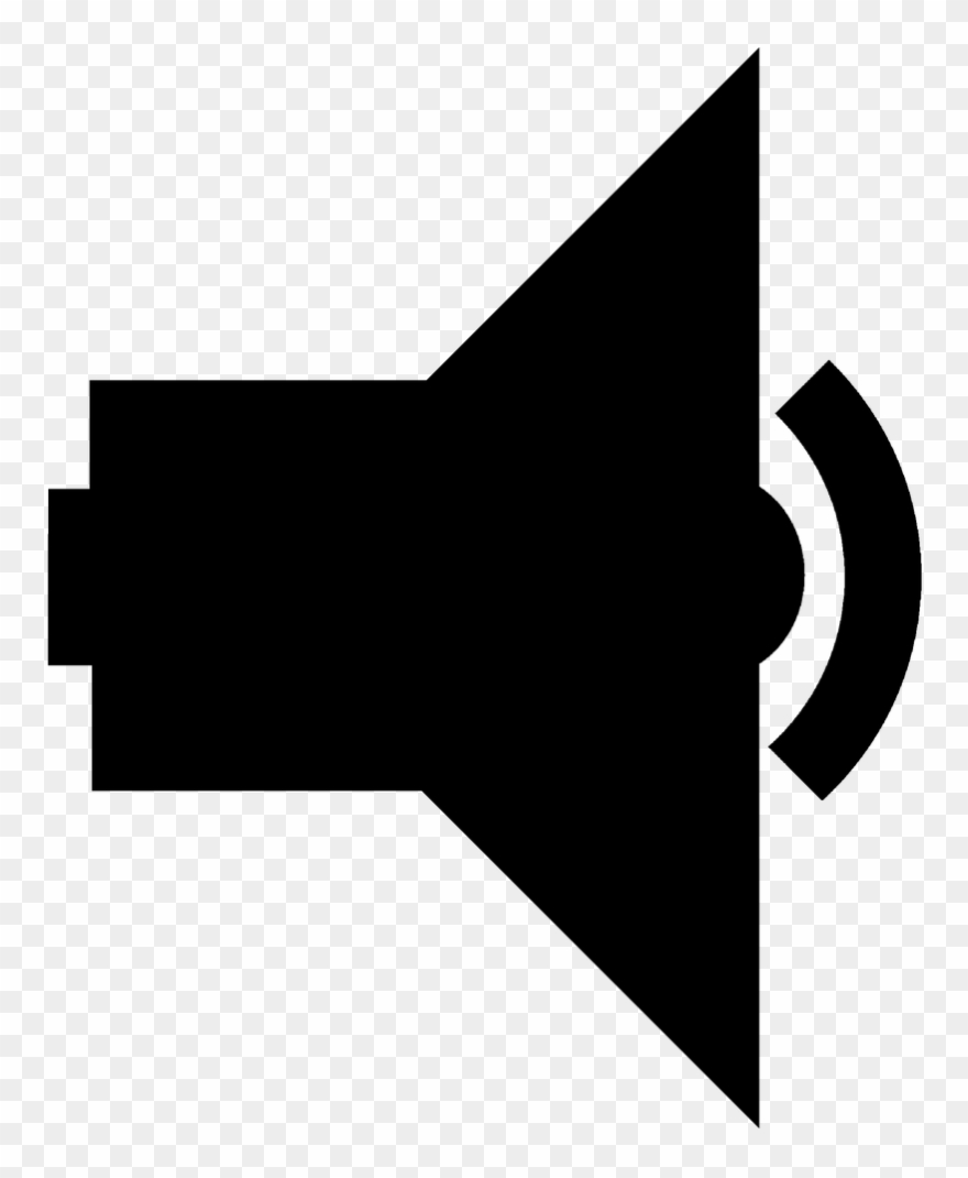 Speaker Png Icon : speaker, Speakers, Sound, Symbol, Image, Clipart, (#2464424), PinClipart