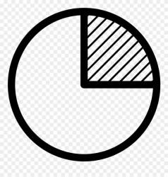 Quarter Chart Pie Quarter Clipart #2491844 PinClipart