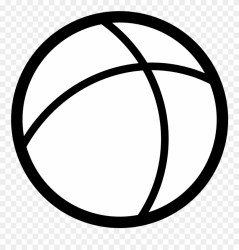 Ball Clipart Black And White Sphere Clipart Black And White Png Download #266089 PinClipart