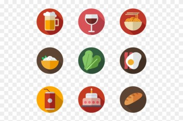 Bread Vector Png Clipart Transparent Download Food Icon Png Color #298819 PinClipart