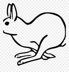 bunny clipart clip rabbit pinclipart