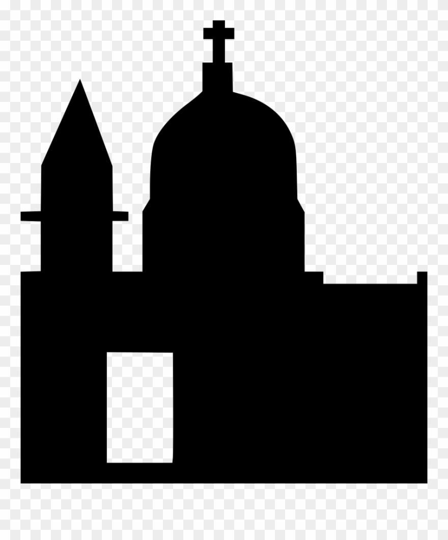 Logo Musholla Hitam Putih : musholla, hitam, putih, Masjid, Comments, Church, Clipart, (#3265704), PinClipart