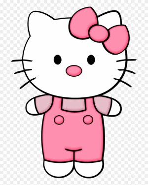 easy drawing very cartoon drawings kitty mila paintingvalley clipart some