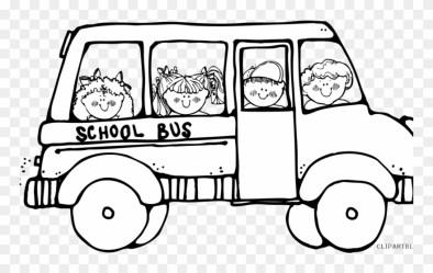 Download School Clipart Black And White School Bus Clipart Black And White Png Download #3786158 PinClipart