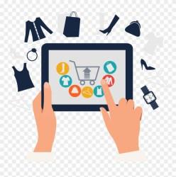 3582869de9a2412793e6 Online Shopping Icon Png Clipart #3957770 PinClipart