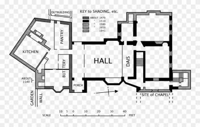 medieval blueprint plan floor pinclipart clipart clip
