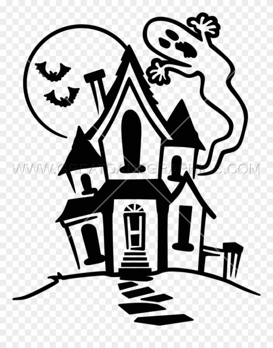 Spooky House Drawing : spooky, house, drawing, Haunted, House, Freeuse, Black, White, Techflourish, Drawing, Download, (#4143007), PinClipart