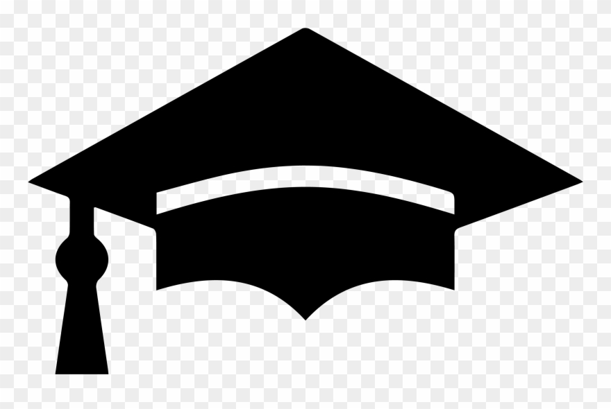 Birrete Vector Mortarboard - Graduation Hat Vector Png