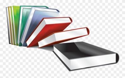 Book Clipart Transparent Background Transparent Background Books Png #430255 PinClipart