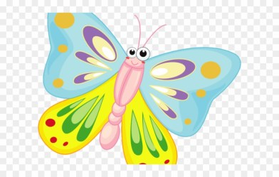Cartoon Pictures Of Butterflies Transparent Background Butterfly Clipart Png Download #4533222 PinClipart