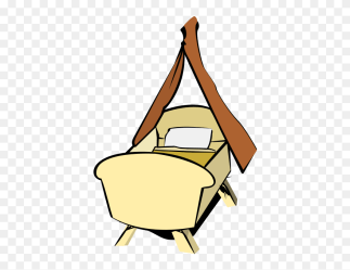 Cots Infant Child Bassinet Bed Clipart Cradle Png Download #474207 PinClipart