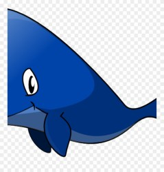 Whale Clipart Free Cartoon Whale Pictures Free Whale Blue Whale Free Clip Art Png Download #52058 PinClipart
