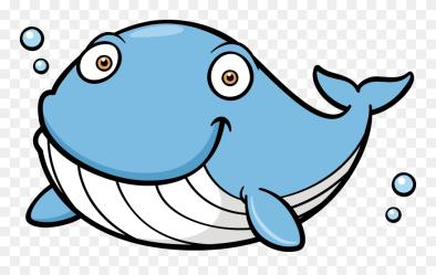 Transparent Whale Clipart Png Blue Whale Cartoon Png #5212209 PinClipart