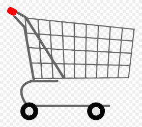 Shopping Trolley Clipart Transparent Background Shopping Cart Clipart Png Download #5231697 PinClipart