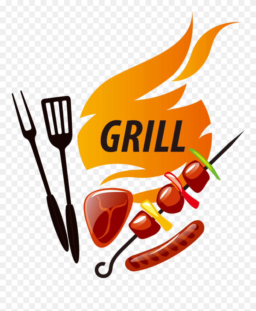 Ayam Bakar Logo : bakar, Barbecue, Chicken, Shish, Kebab, Grilled, Clipart, (#5238642), PinClipart