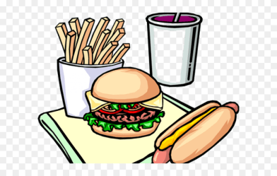 Burger Meal Cliparts Vector Lanches Png Transparent Png #5266805 PinClipart