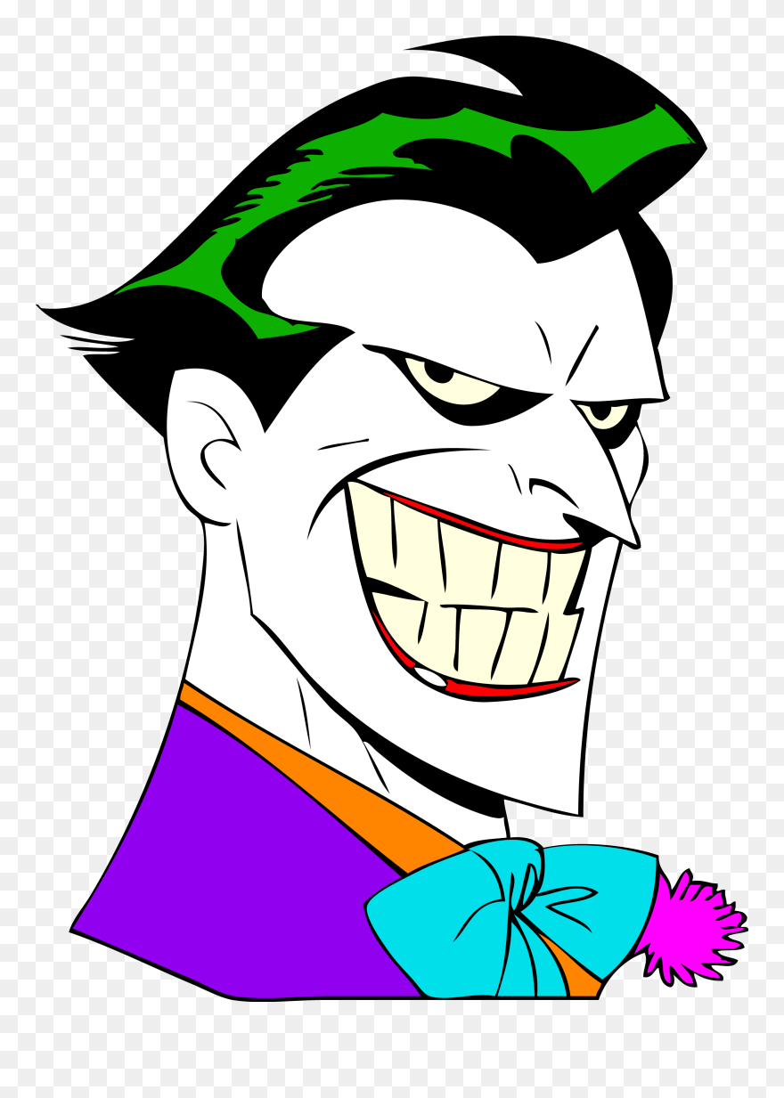 Drawing Joker Cartoon : drawing, joker, cartoon, Joker, Clipart, Anonymous, Face,, Animated, Series, Drawing, Download, (#5278196), PinClipart