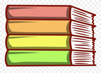Free Book Clipart Transparent Book Images And Book Clip Art Stacked Books Png Download #5379805 PinClipart