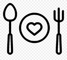 Dinner Computer Icons Valentine s Day Food Clip Art Transparent Background Food Icon Png #5443016 PinClipart