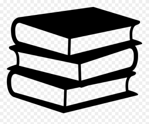 Transparent Background Book Icon Clipart #5448563 PinClipart