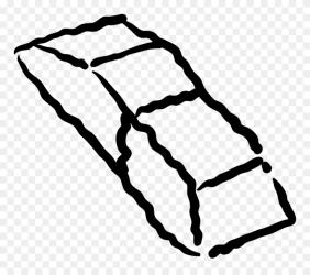 Vector Illustration Of Rubber Eraser For Erasing Marks Clipart #5463654 PinClipart