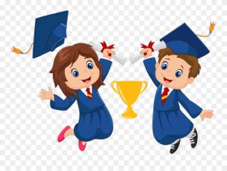 Happy Graduation Student Png Download Image Cartoon Graduate Clip Art Transparent Png #5755003 PinClipart
