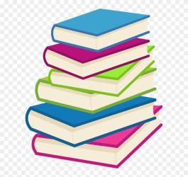 Transparent Background Books Clipart Png #5774484 PinClipart
