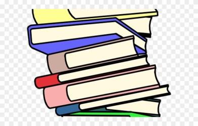 School Clipart Transparent Background Clip Art Transparent Books Png Download #817173 PinClipart