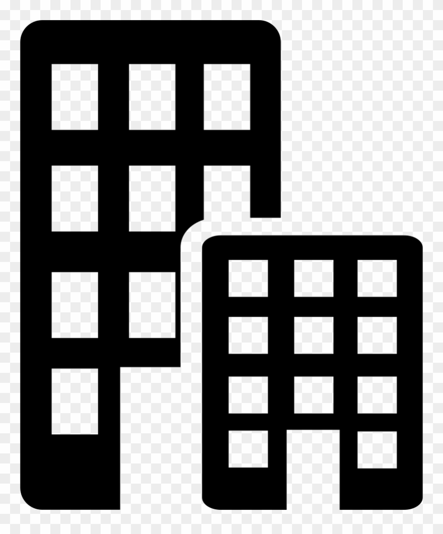 Office Building Icon Png : office, building, Download, Offices, Clipart, Computer, Icons, Building, (#960488), PinClipart