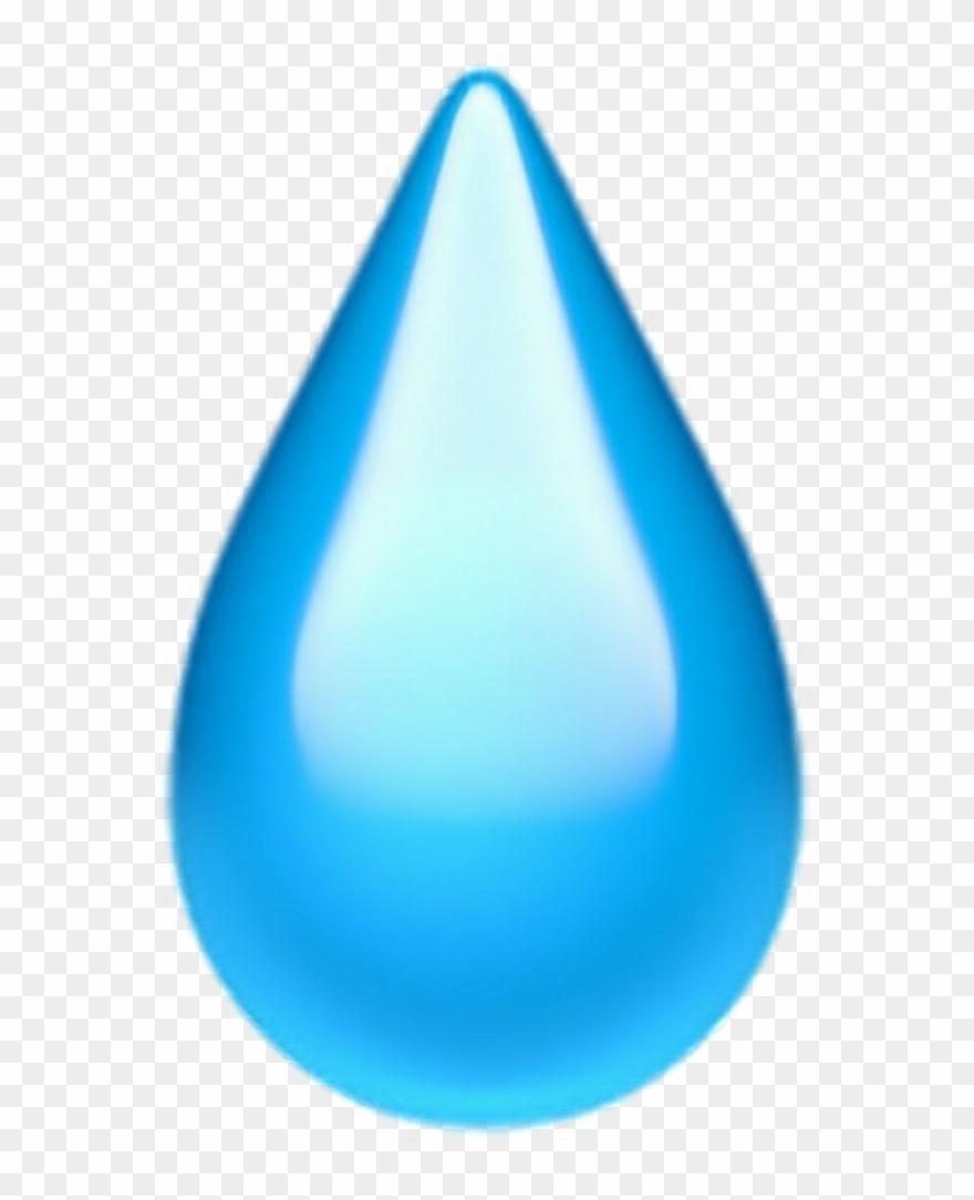 Tear No Background : background, Freeuse, Teardropemoji, Emoji, Iphone, Water, Clipart, (#976996), PinClipart