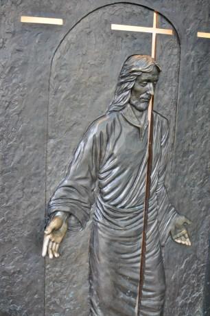 Holy Door at Notre Dame de Québec Basilica - Old Québec City