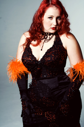 Photo: Emmy G. MUA/H: Katherine Lashe. Costume: Renea 'le Roux