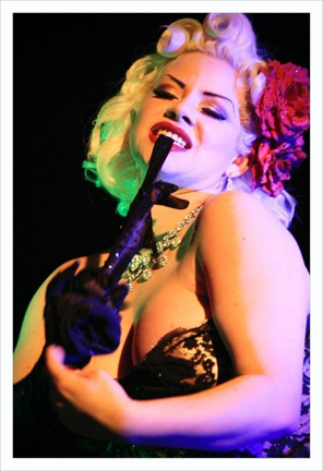 Cholita Live. SH Photo