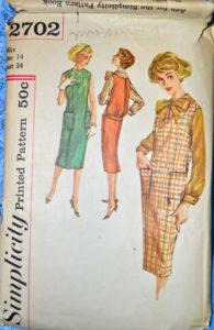 1950's pattern
