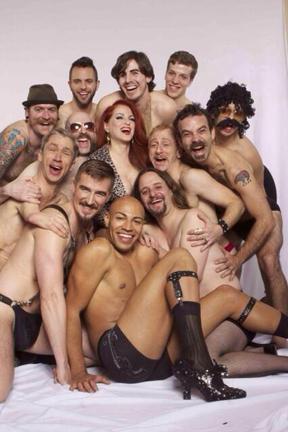 Photo: Maggie Saniewska PlayMe Burlesque