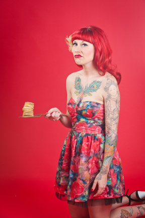 Tana for Slappy Cakes (Photo: Arian Stevens Photography)