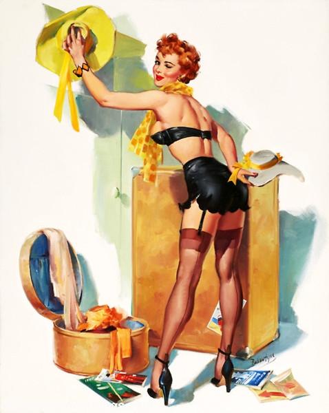 Modern-Pinup-Art-Paintings-Behind-In-Her-Packing-2123-38065