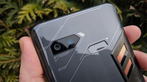 Kamera Asus Rog Phone II