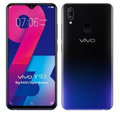 Vivo Y93 2019