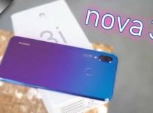 Kelebihan dan Kekurangan Huawei Nova 3i