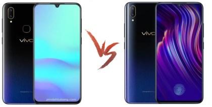 Perbedaan Vivo V11 dan Vivo V11 Pro