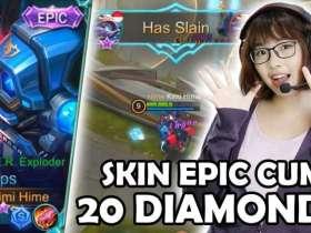 Cara Beli Diamond Mobile Legends