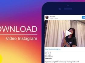 Cara Download Video Instagram Tanpa Aplikasi