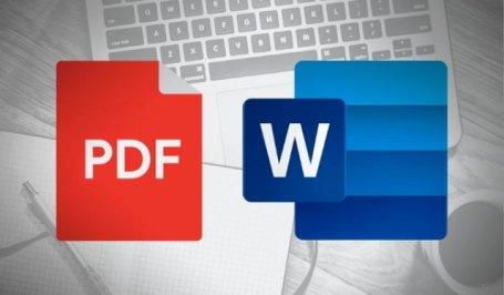 Cara Mengganti File PDF ke Word