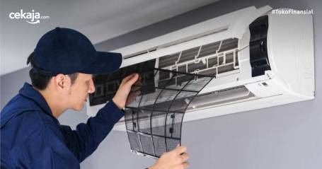 Biaya Cuci AC
