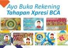 Biaya Buka Rekening BCA Xpresi